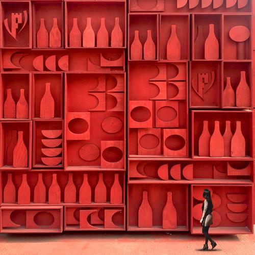 O culto dos vinhos